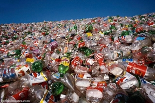 bottle waste