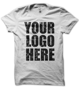 your-logo-here-tee